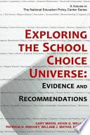 Exploring the School Choice Universe