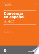 Conversar en espa  ol B1 B2