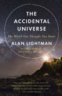 The Accidental Universe-book cover