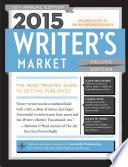 2015 Writer's Market
