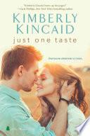 Ebook Just One Taste Epub Kimberly Kincaid Apps Read Mobile