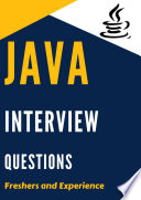 Java Interview Questions For Freshers And Experience