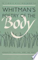 Whitman s Poetry of the Body