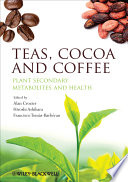 Teas  Cocoa and Coffee