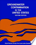Groundwater Contamination In The United States book