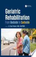 Geriatric Rehabilitation book