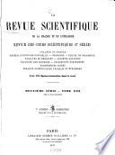 ¬La Revue scientifique de la France et de l'étranger