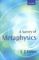 A Survey of Metaphysics