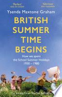 British Summer Time Begins Book PDF