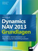 Microsoft Dynamics NAV 2013 - Grundlagen
