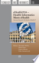 EHealth2014     Health Informatics Meets EHealth