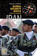 Global Security Watch Iran A Reference Handbook