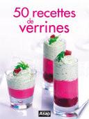 illustration 50 recettes de verrines