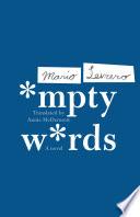 Empty Words Book PDF