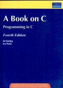 A Book On C  4 E