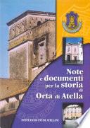 Note e documenti per la storia di Orta di Atella