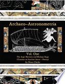 Archaeo   Astronometria