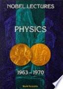Physics, 1963-1970