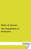 The Foundations of Mechanics