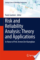 Risk and Reliability Analysis  Theory and Applications