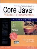Core Java Tm Volume 1 Fundamentals For Anna University 8 E