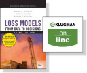 Loss Models  From Data to Decisions  3rd Edition    One Year Online