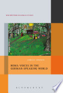 Roma Voices in the German Speaking World