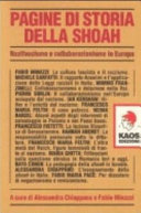 Pagine di storia della Shoah