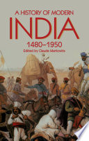 A History of Modern India  1480 1950
