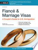 Fianc   and Marriage Visas