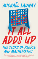 Book It All Adds Up: The Story of People and Mathematics