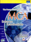 The Pearson Guide to MCA Entrance Examinations