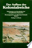 Der Aufbau der Kolonialreiche