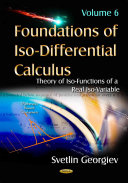 Foundations of Iso differential Calculus