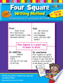 Four Square  Writing Method Grades 7 9