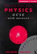 Revision for Physics GCSE