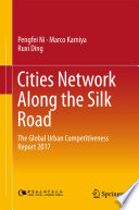Cities Network Along the Silk Road