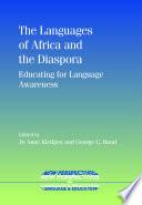 The Languages of Africa and the Diaspora