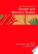 Handbook of Gender and Women s Studies