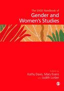 Handbook of Gender and Women's Studies