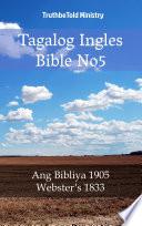 Tagalog Ingles Bible No5
