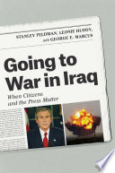 Going To War In Iraq book
