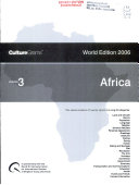 CultureGrams 2006 World Edition - Africa