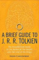 download ebook a brief guide to j. r. r. tolkien pdf epub