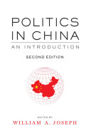 download ebook politics in china pdf epub