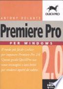 Premiere Pro 2.0 per Windows
