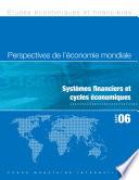 Perspectives de l     conomie mondiale  Septembre 2006