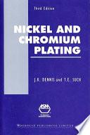 Nickel and Chromium Plating