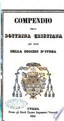 Compendio della dottrina cristiana ad uso della diocesi di d Ivrea