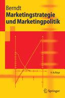 Marketingstrategie und Marketingpolitik